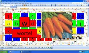 Preview EduGame Keyboard Huruf